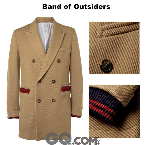 秋冬必备毛呢长大衣 纯色质感 - GQ智族 - GQ男性网官方博客