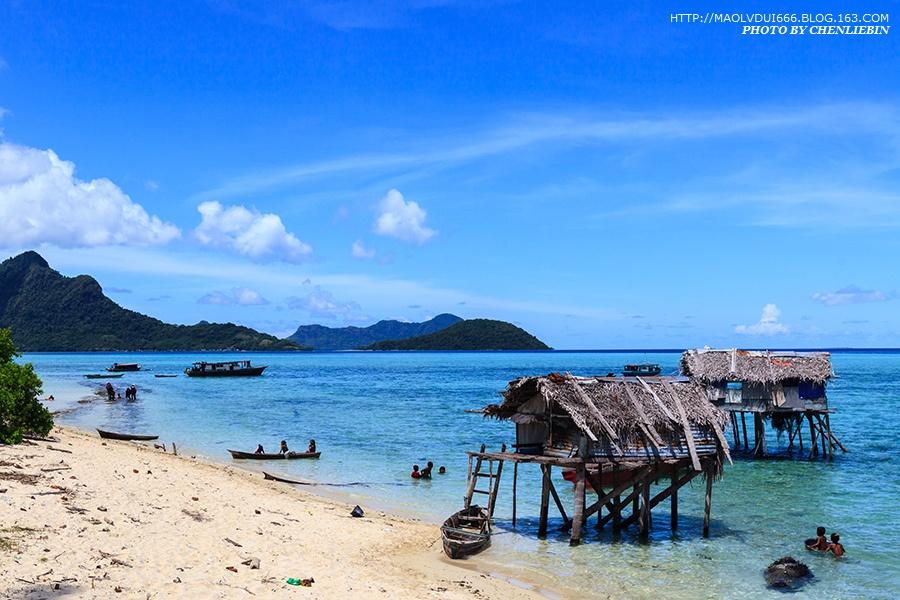 马来西亚仙本那:令人留恋的美佳岛 - 余昌国 - 我的博客