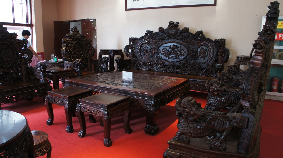 中国红木第一城:凭祥红木国际商城 - 余昌国 - 我的博客