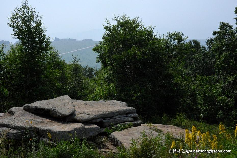 内蒙古阿斯哈图那神奇的石林天书 - 余昌国 - 我的博客