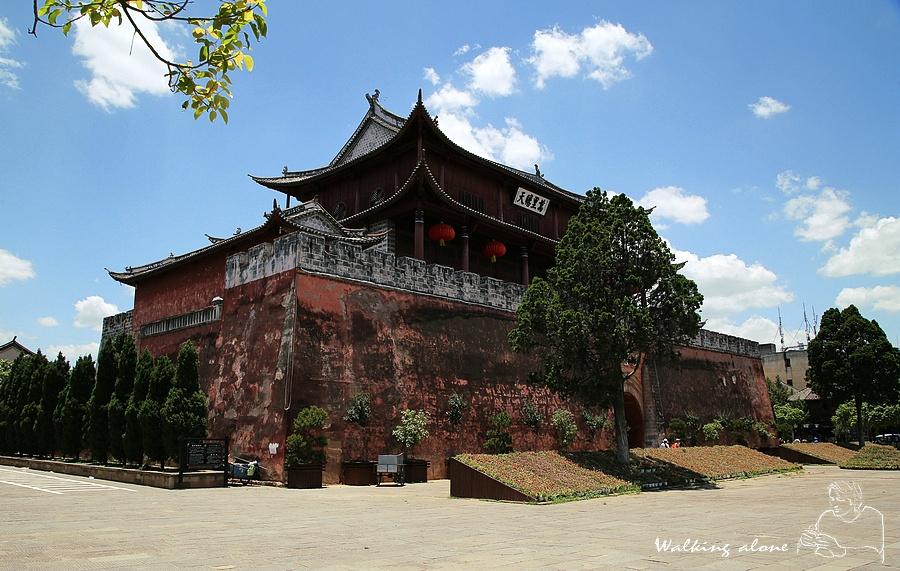 南诏国的发祥地——巍山古城 - 余昌国 - 我的博客