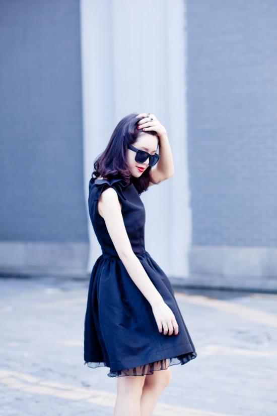 小黑裙系列四,复古与经典 - 草莓小玩子 - 【不再设置评论功能。有事请邮件联系。】