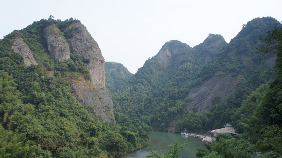 桂林资源县天门山景区感受刺激 - 余昌国 - 我的博客