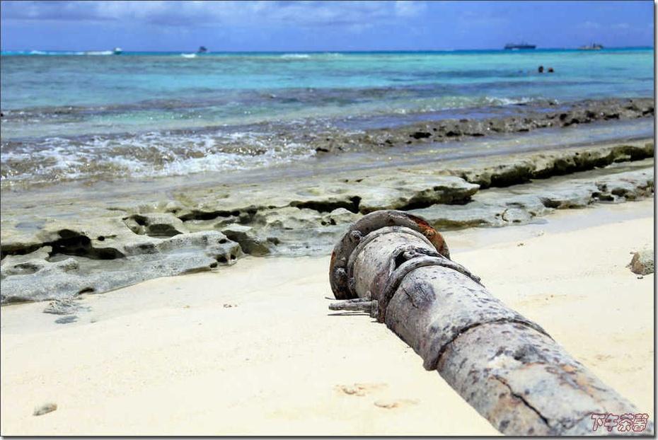 塞班岛随处能看到二战的痕迹 - 下午茶馨 - 下午茶馨展示页