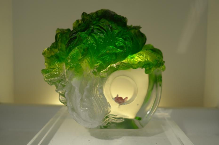 上海玻璃艺术博物馆:不可思议的玻璃艺术 - 余昌国 - 我的博客