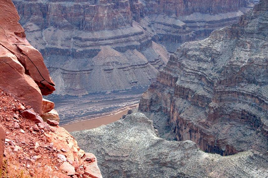 美国科罗拉多大峡谷 - sihaiyunyou - sihaiyunyou的博客