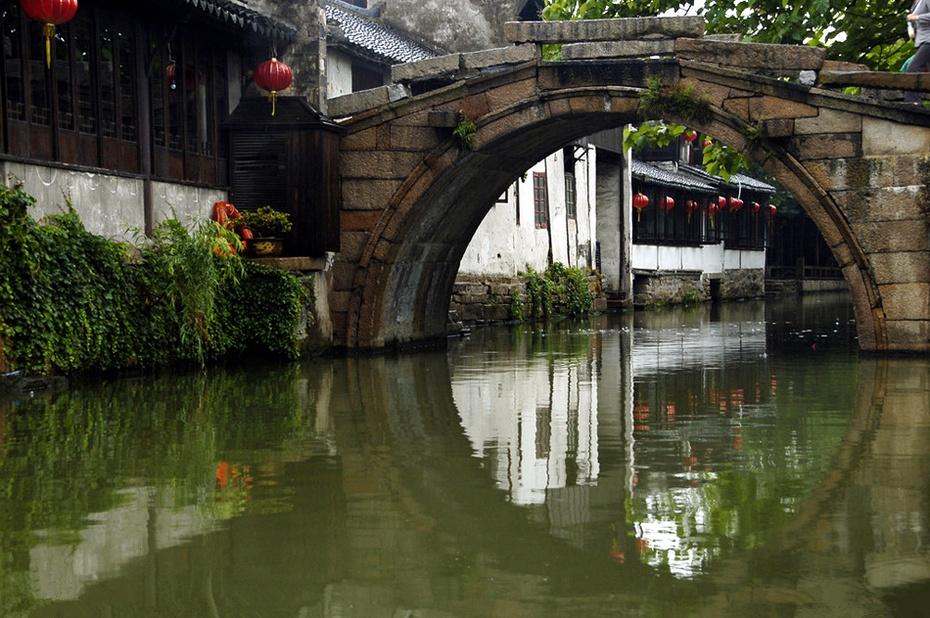 乌镇,曾经的似水流年 - H哥 - H哥的博客