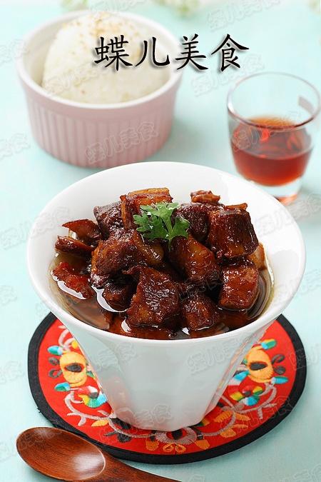 贴秋膘--------红烧肉(秋季话养生) - 慢美食 - 慢 美 食