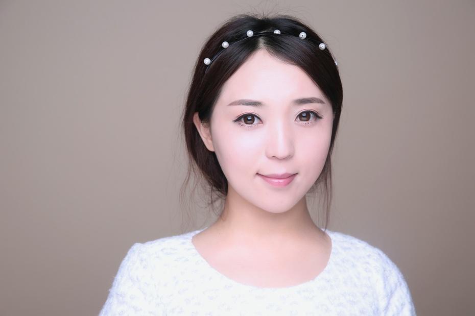 """【袁一诺vivian】四月,""""妆""""出我的温柔和冷酷 - 小一 - 袁一诺vivian"""