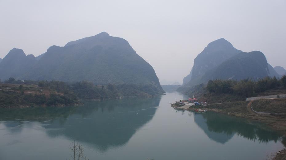 瑶乡都安旅游掠影 - 余昌国 - 我的博客