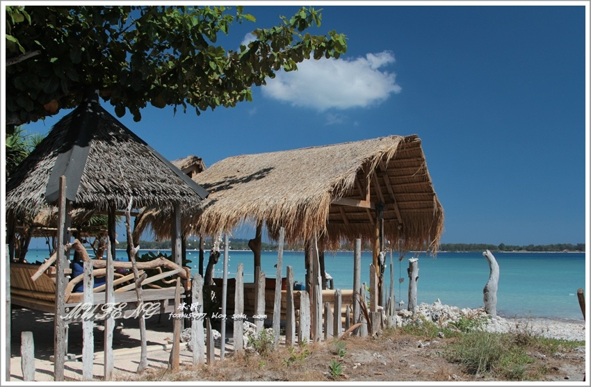 印尼吉利群岛---gili air