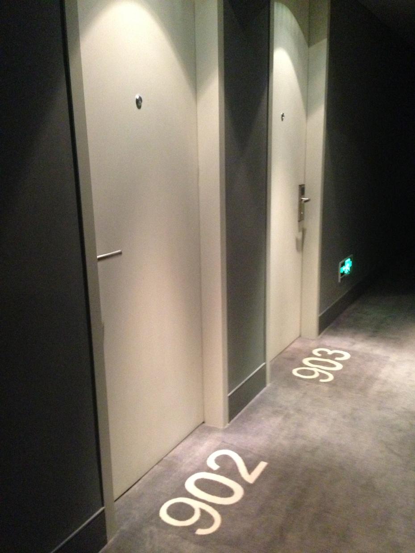 饭店细节安排(五十二)—地毯上的房号 - 余昌国 - 我的博客