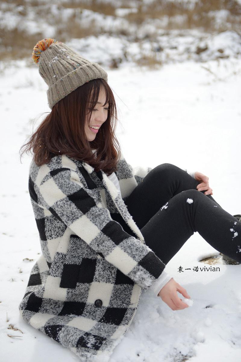 【袁一诺vivian】遇见你,遇见初春的雪~ - 小一 - 袁一诺vivian