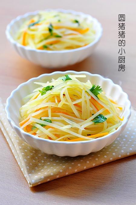凉拌土豆丝 - 纳兰 - 纳兰的编织小屋