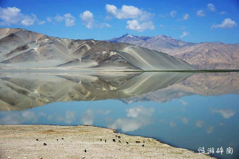 南疆行——白沙山白沙湖 - H哥 - H哥的博客