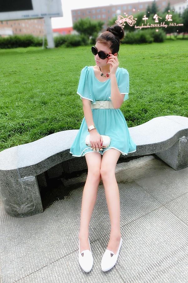 2013.7.30千金妞 韩版甜美搭 - 千金妞 - 千金妞的小窝