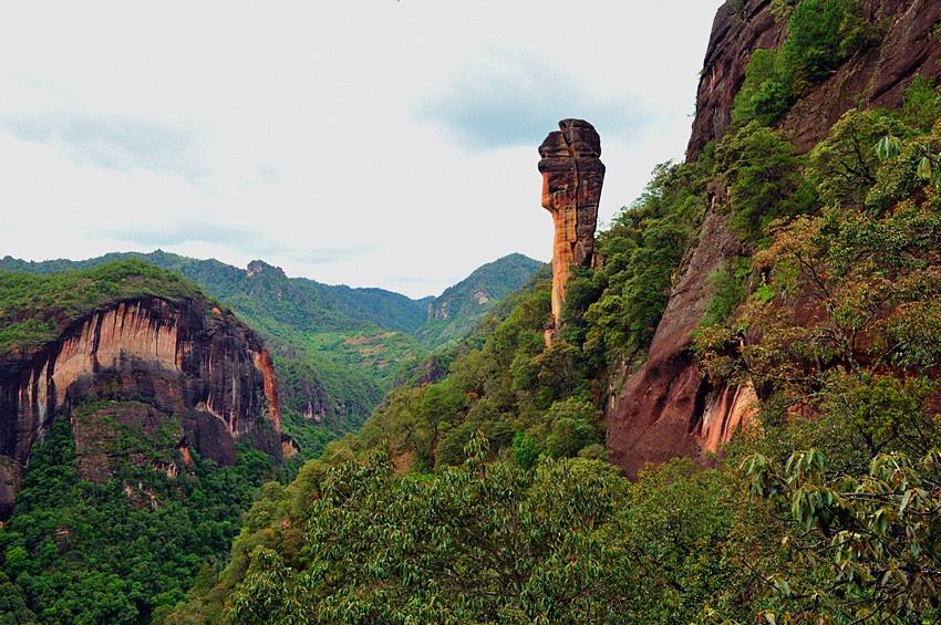 丽江黎明老君山国家地质公园 - H哥 - H哥的博客