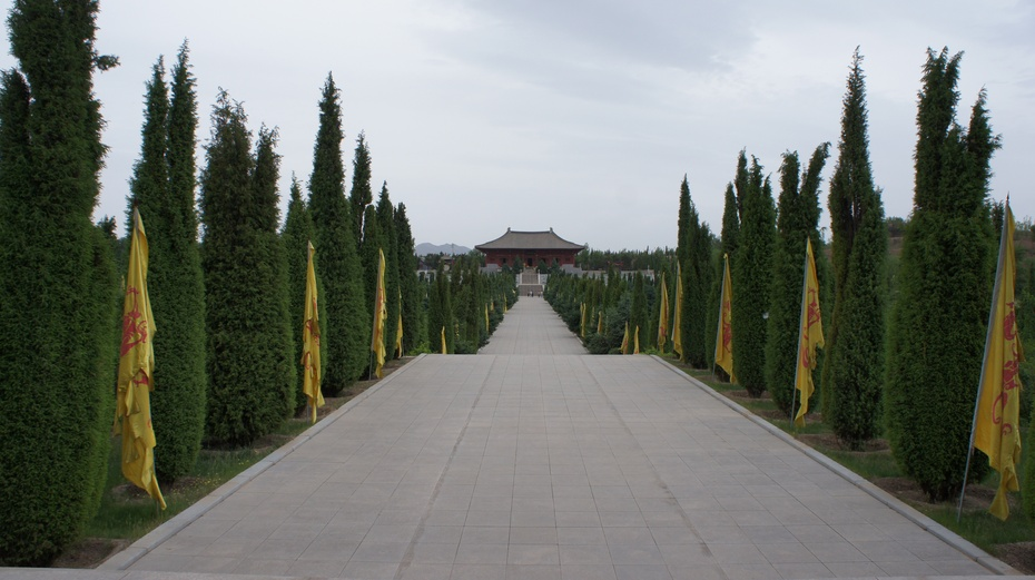中华三祖圣地:黄帝城遗址文化旅游区 - 余昌国 - 我的博客