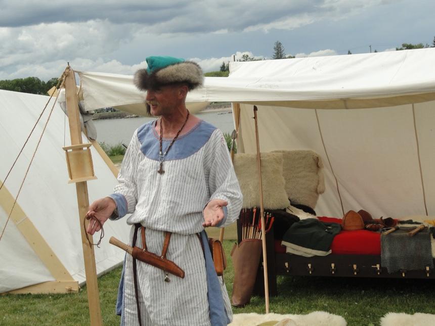 冰岛海盗在加拿大建立的小市镇-吉莫立的冰岛节 - sihaiyunyou - sihaiyunyou的博客