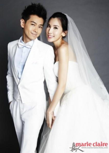 想做不一样的新娘?学明星拍创意婚纱照 - 嘉人marieclaire - 嘉人中文网 官方博客