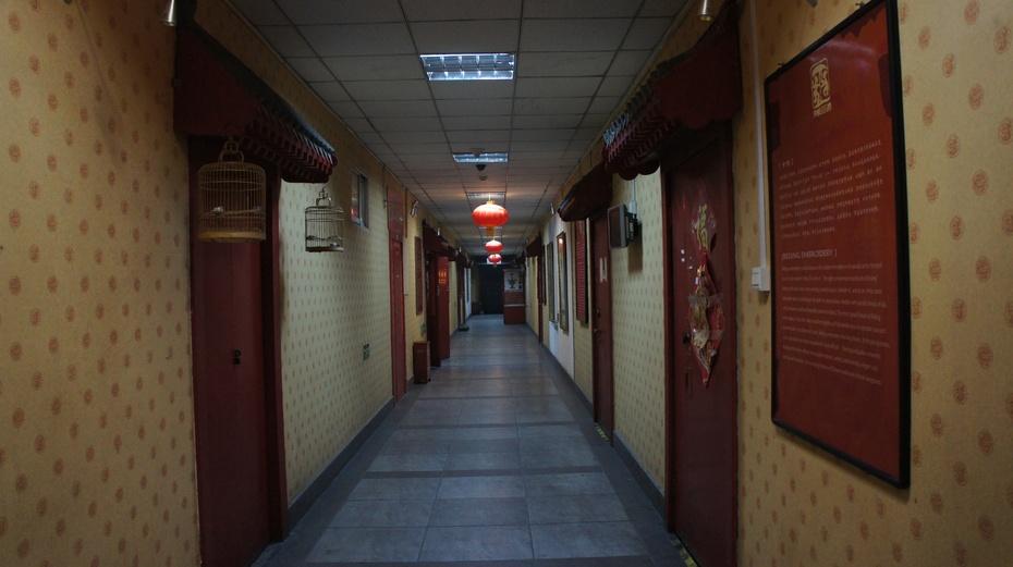 """""""中国的卢浮宫""""——百工坊博物馆 - 余昌国 - 我的博客"""