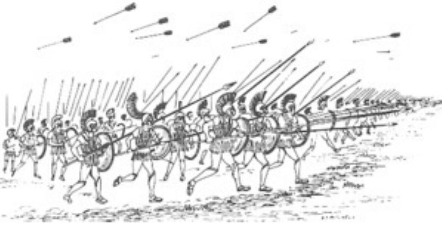 欧洲中世纪兵种及战法[14p]
