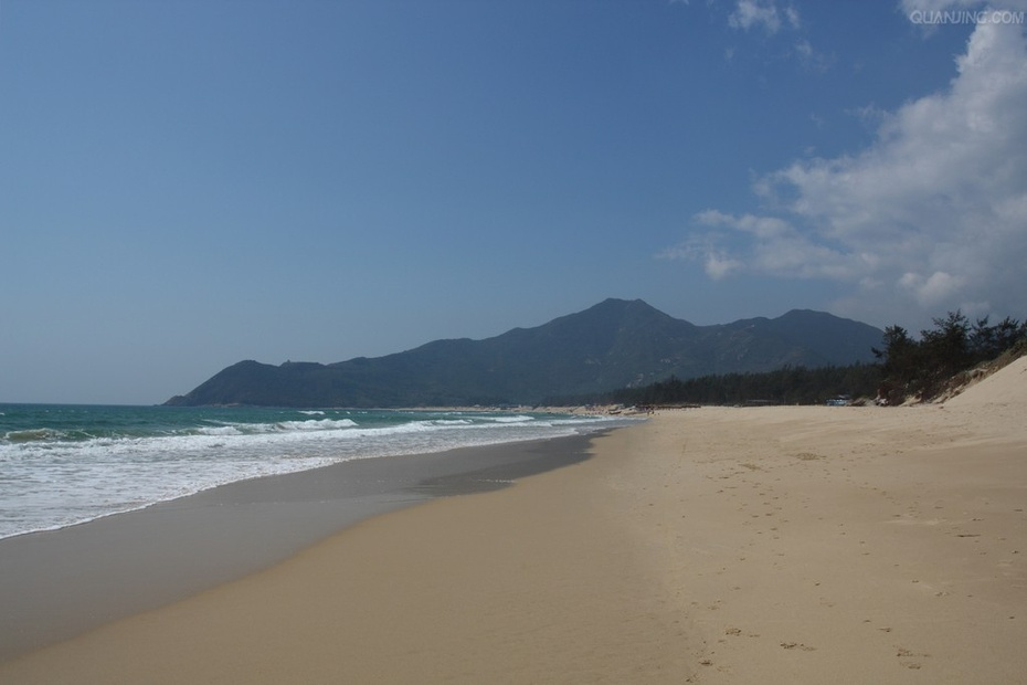 【凌波园拾趣】原创诗《海滩行》 - 971246405 - 971246405的博客