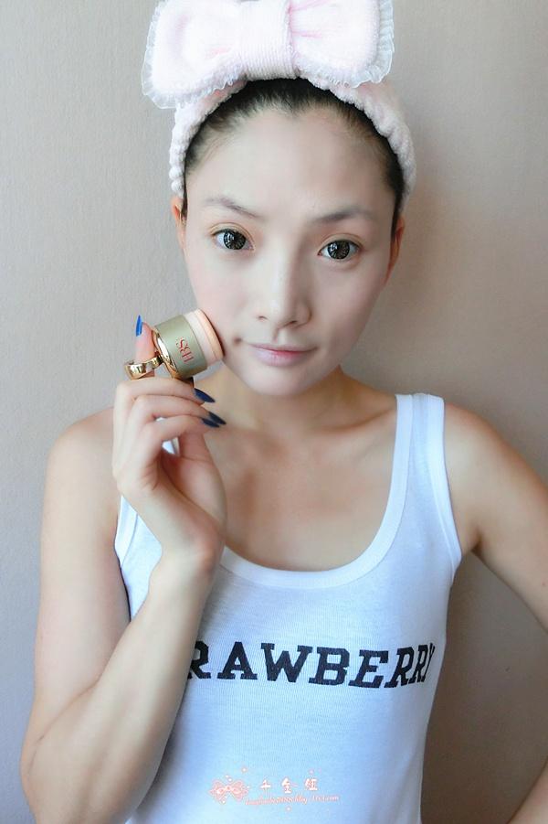 千金妞 艳丽迷幻妆容-魅蓝 - 千金妞 - 千金妞的小窝