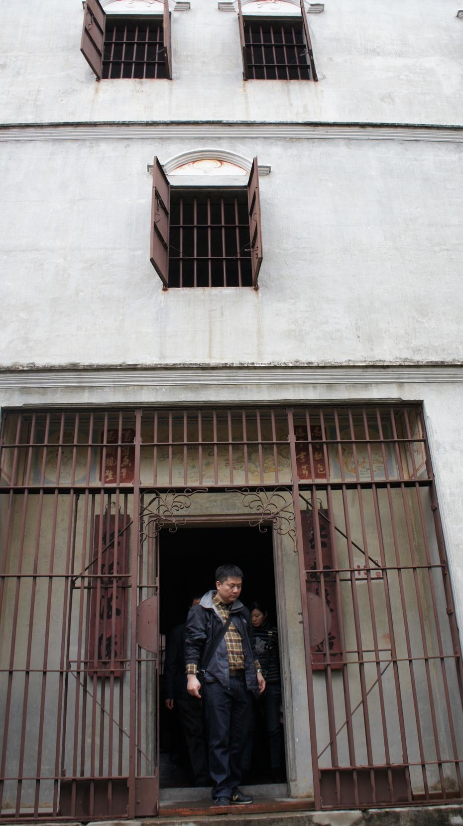 广东开平碉楼:自力村碉楼群 - 余昌国 - 我的博客