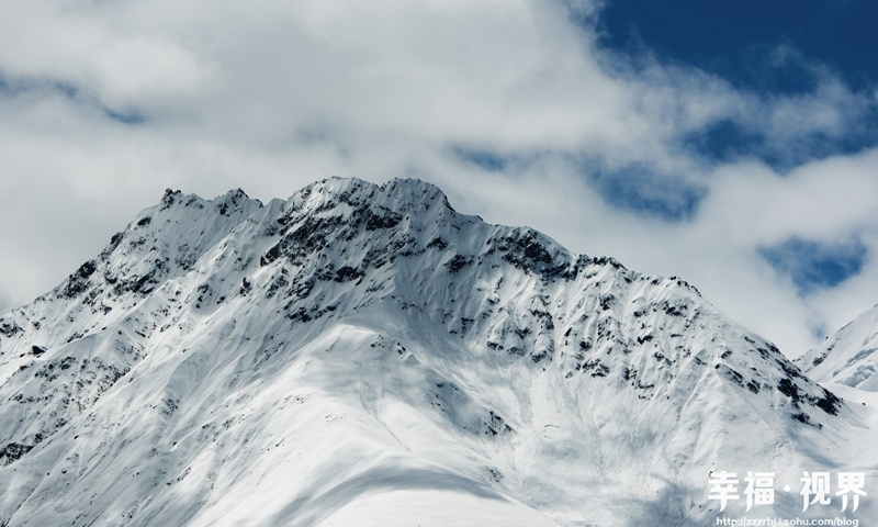 米堆冰川 感受西藏冰雪交融世界 - H哥 - H哥的博客