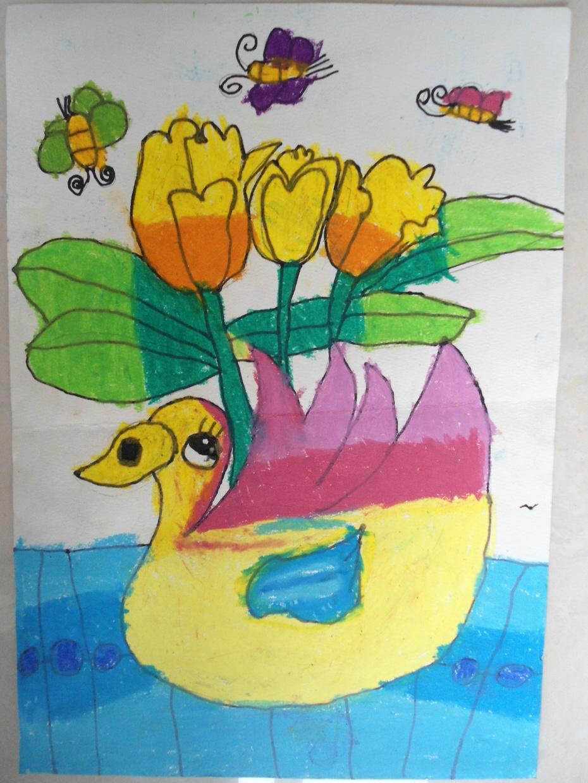 诗情画意儿童画 - lily鹿的博客