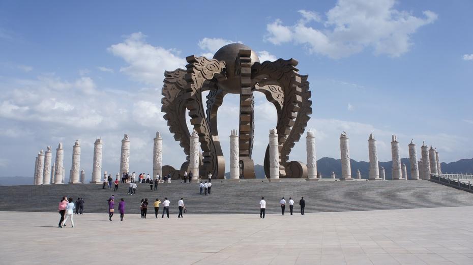合符坛:中华五千年文明的凝集 - 余昌国 - 我的博客