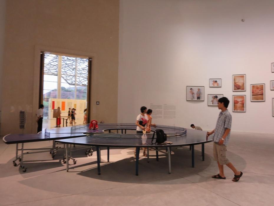 创意乒乓球-柳岸图片