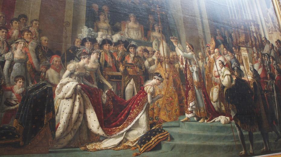 欧洲行12:巴黎卢浮宫 - 余昌国 - 我的博客