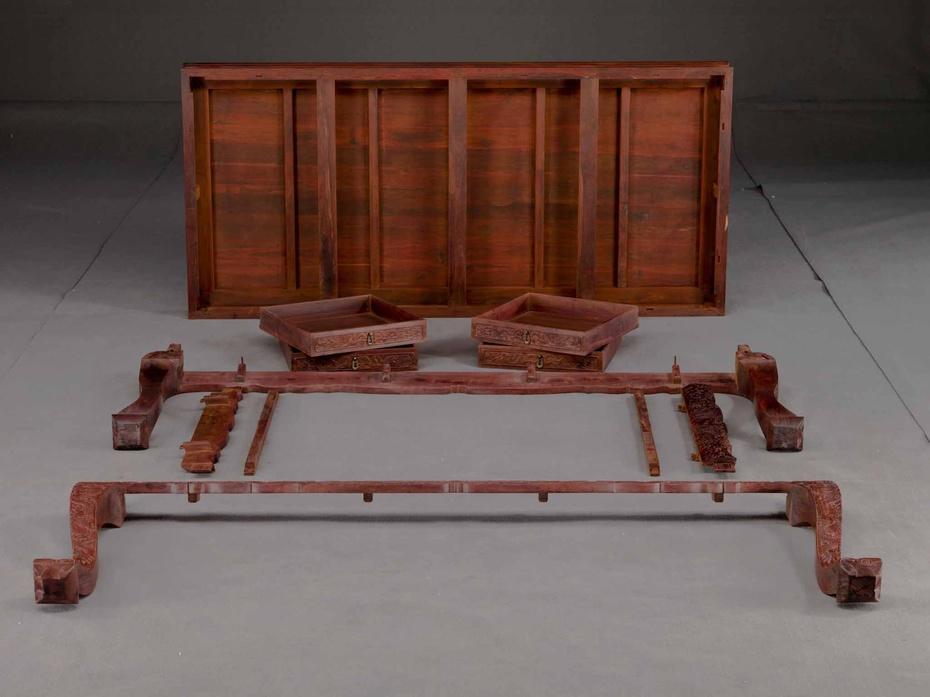 榫卯结构——红木家具的灵魂所在