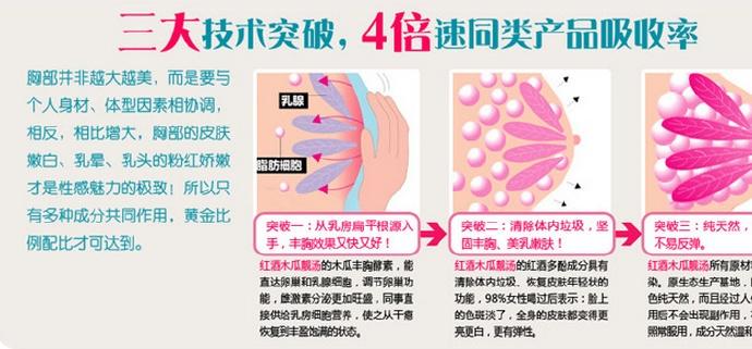 丰乳霜适合哪个年龄段丰乳霜适合哪个年龄段