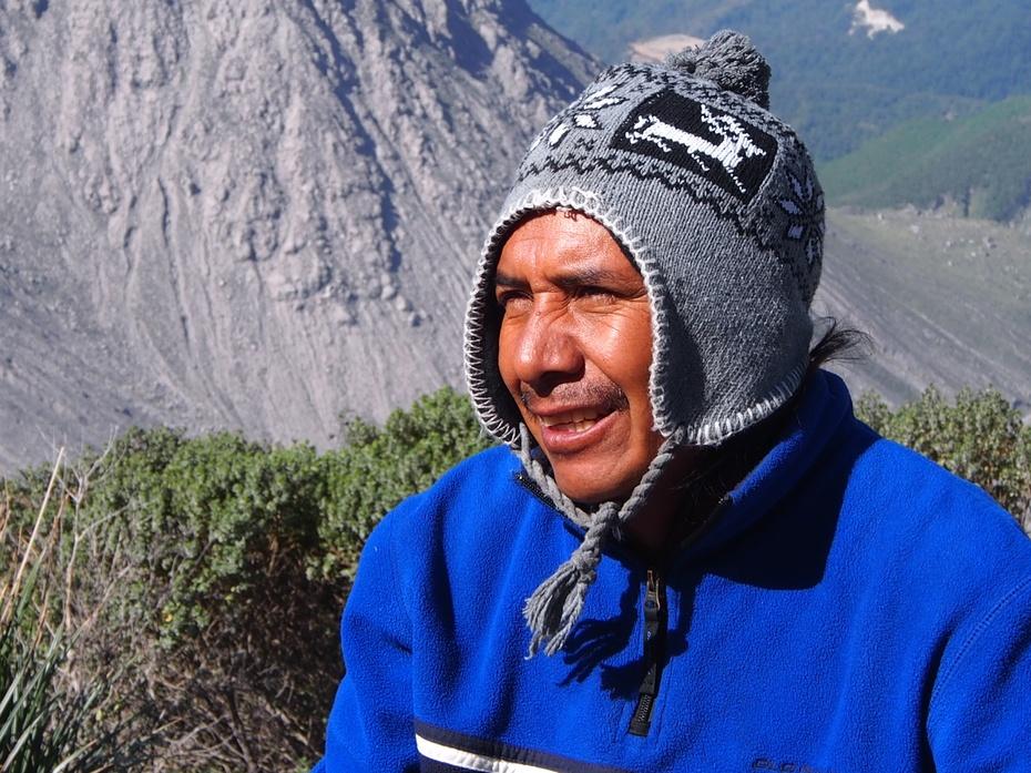 危地马拉旅游途中,遇到火山爆发全过程 - sihaiyunyou - sihaiyunyou的博客