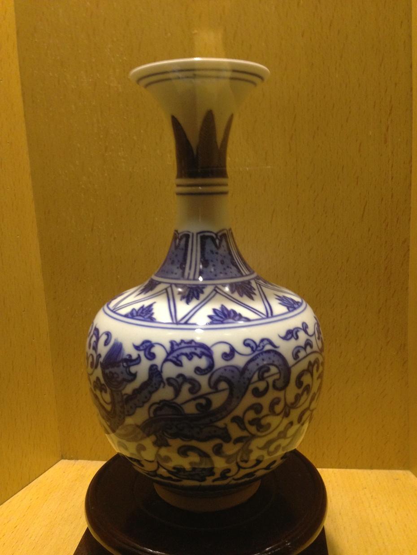 桂林榕湖饭店精美瓷器装饰品(上) - 余昌国 - 我的博客