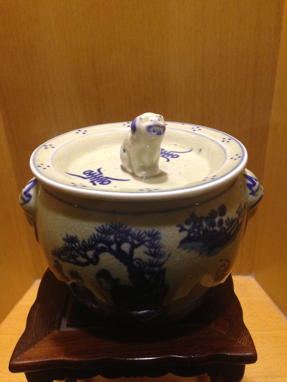 桂林榕湖饭店精美瓷器装饰品(下) - 余昌国 - 我的博客