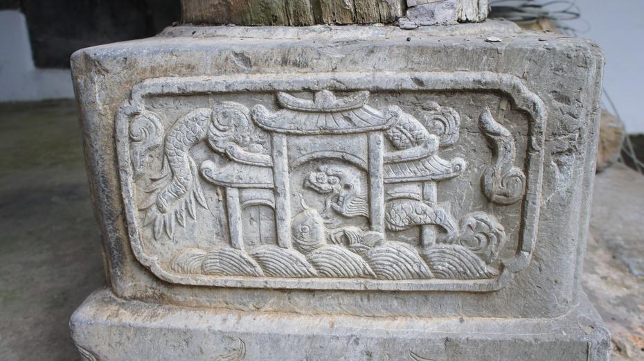 广西最古老的木质牌楼:燕窝楼 - 余昌国 - 我的博客