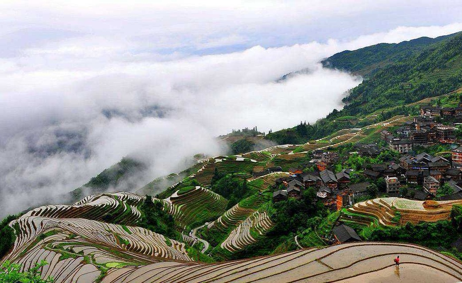 摄影师眼中的龙脊梯田 - 余昌国 - 我的博客