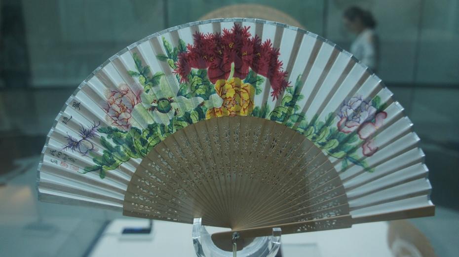 走进中国扇博物馆 - 余昌国 - 我的博客
