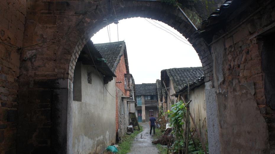 中国历史文化名镇:界首古镇 - 余昌国 - 我的博客