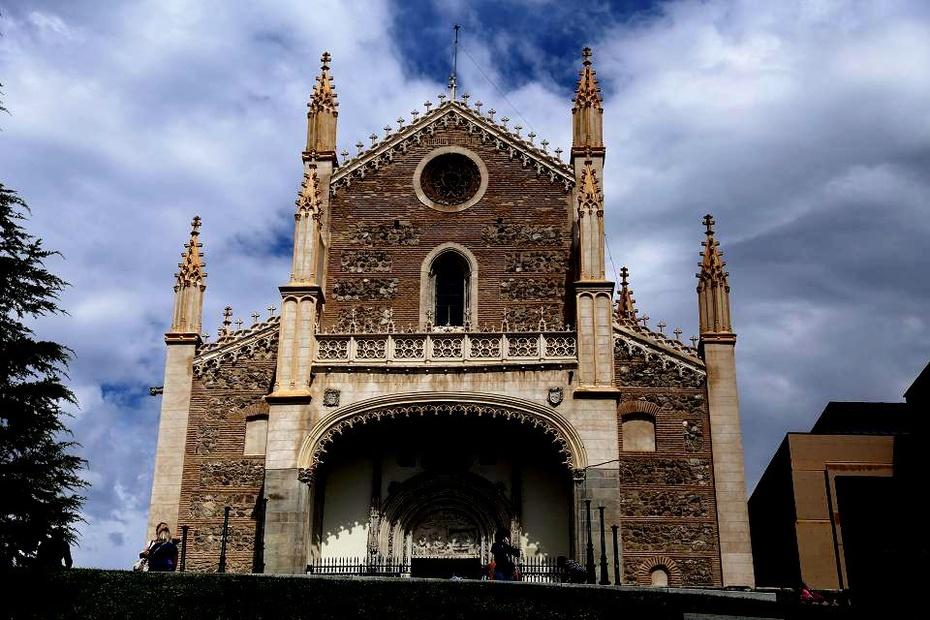 【分享】用世界瑰宝装点的普拉多美术馆图片