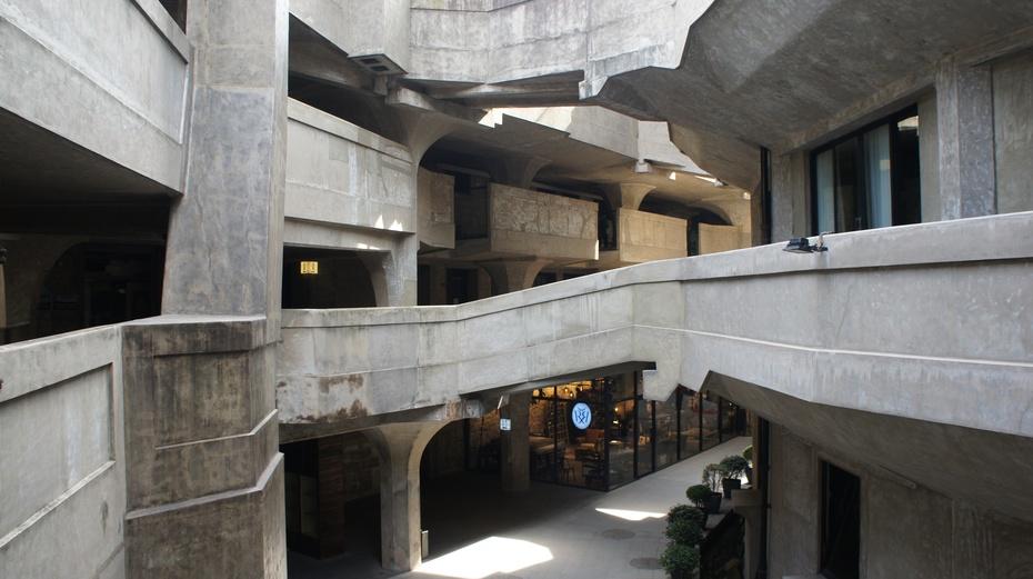 走进上海1933老场坊 - 余昌国 - 我的博客