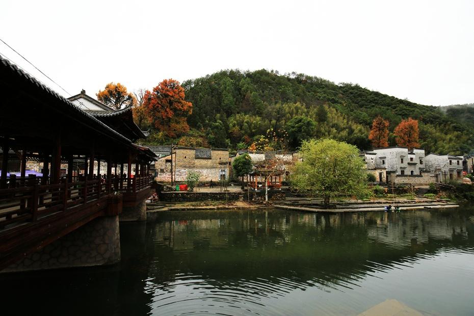 瑶里古镇,前世今生的爱恋 - 余昌国 - 我的博客