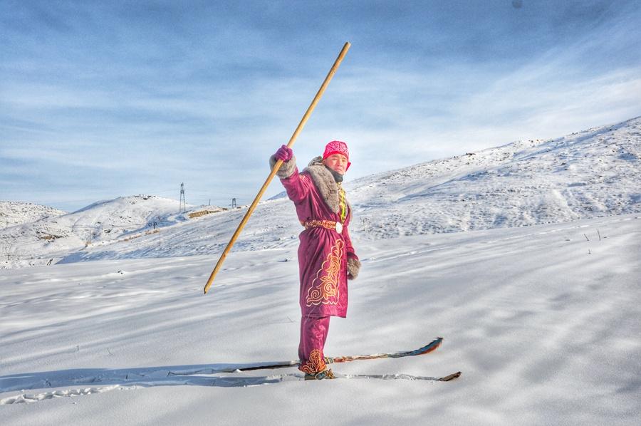 【新疆】今冬首滑人类v人类起源地:阿勒泰生化危机0操作方法图片