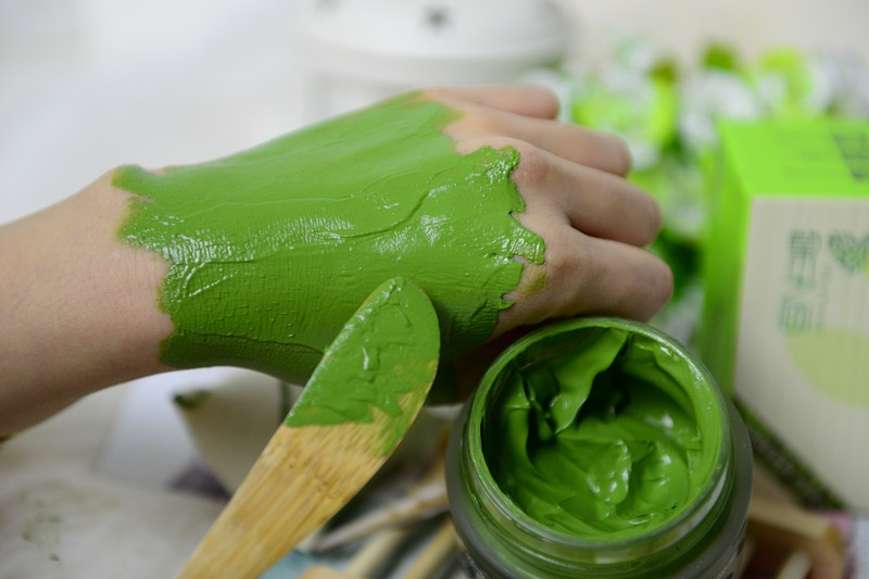 【小一】一秒变绿巨人,15分钟后皮肤好状态~ - 小一 - 袁一诺vivian