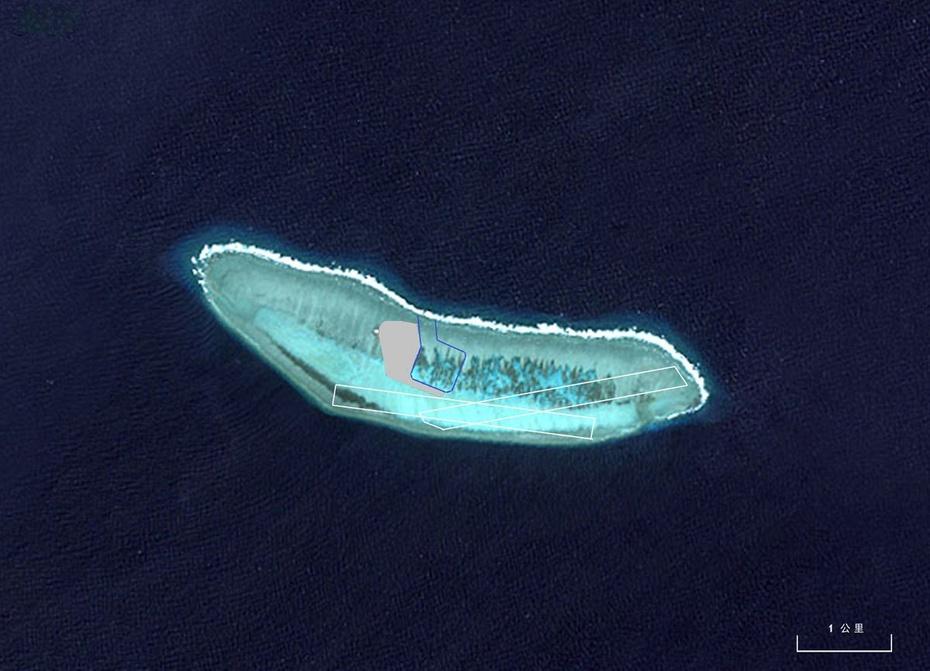 [转载]南海之极——南沙群岛