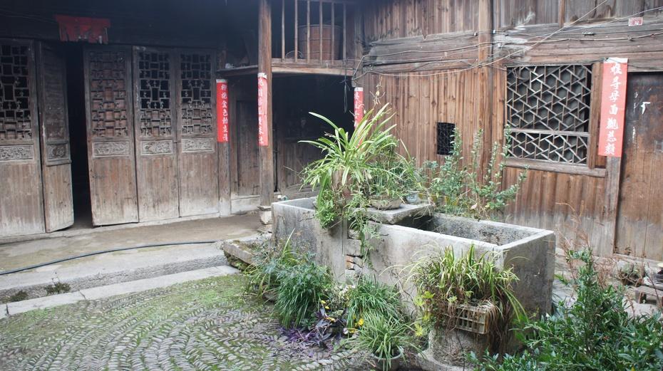中国历史文化名村:桂林兴安榜上村 - 余昌国 - 我的博客